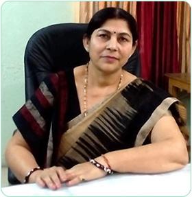 Dr. Shashi Prabha, Principal